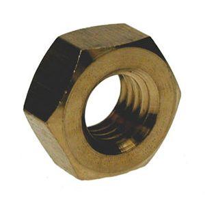M8 Brass Full Nut DIN 934