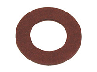 Red Fibre Washer