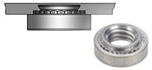 PEM Fasteners for Hard Panels